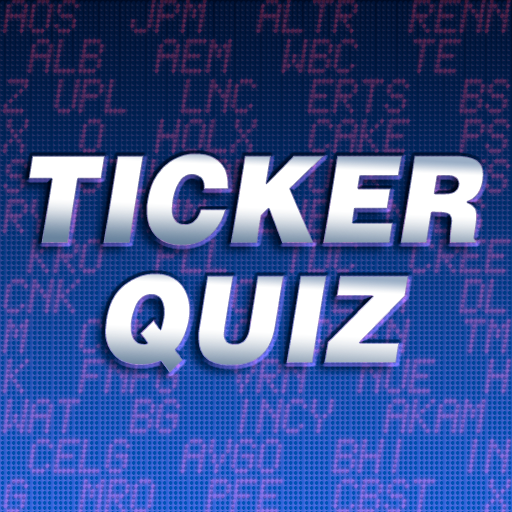 Ticker Quiz app icon